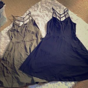 Dresses & Skirts - Two Express dresses - Small same style